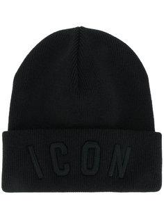 шапка бини Dsquared2
