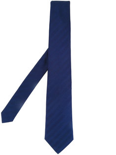 галстук в полоску  Gieves & Hawkes