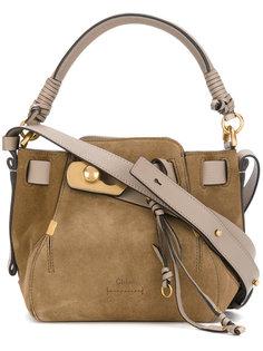 маленькая сумка-ведро Owen Chloé