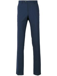 строгие прямые брюки Lanvin