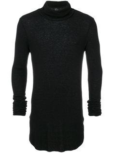свитер узкого кроя с высоким воротником Lost & Found Ria Dunn