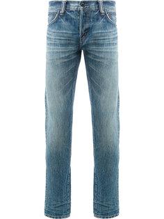 джинсы скинни с выцветшим эффектом  Mastercraft Union