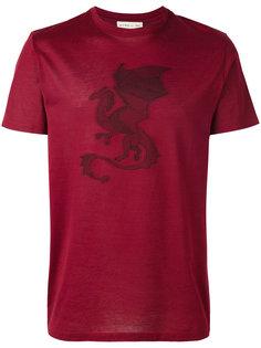 футболка с драконом Etro