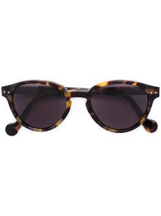 """солнцезащитные очки в оправе """"кошачий глаз"""" Moncler"""