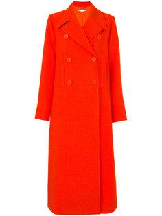 свободное пальто Stella McCartney