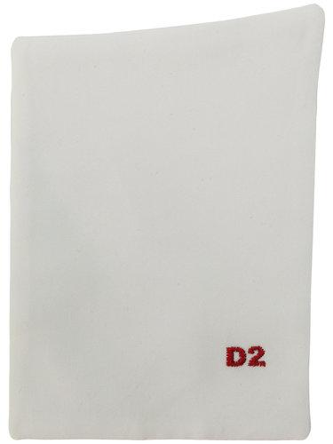 карманный платок с вышивкой D2 Dsquared2