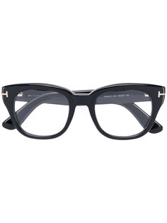 очки в оправе квадратной формы Tom Ford Eyewear