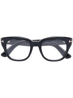 очки в оправе квадратной формы Tom Ford Eyewear