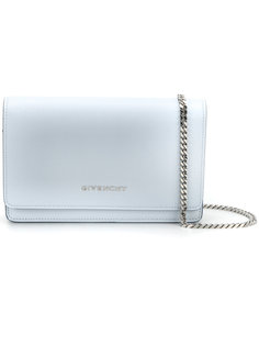 клатч на цепочке Givenchy