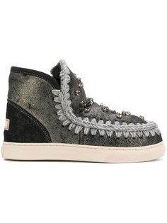 декорированные ботинки Eski Mou