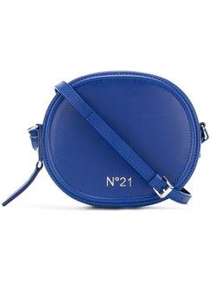 круглая сумка через плечо Nº21
