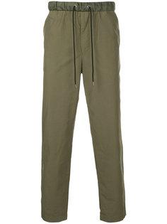 укороченные брюки строгого кроя En Route
