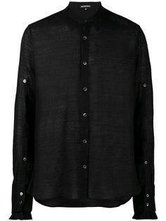 прозрачная рубашка Ellroy Ann Demeulemeester
