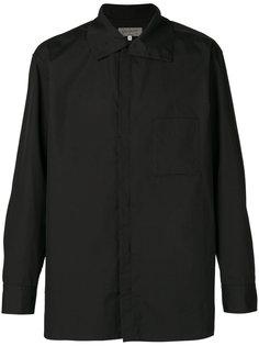 рубашка мешковатого кроя Yohji Yamamoto