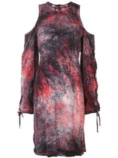 платье с вырезами  Lost & Found Ria Dunn