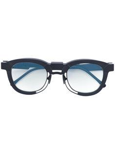 очки в оправе округлой формы Kuboraum