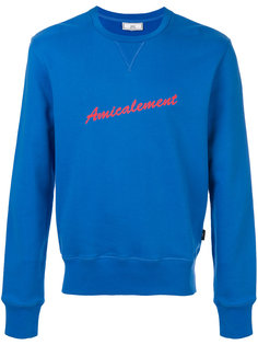 sweatshirt with print Ami Alexandre Mattiussi