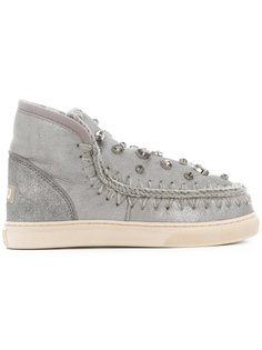 декорированные ботинки Mou