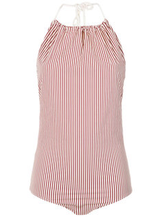 striped bodysuit Egrey
