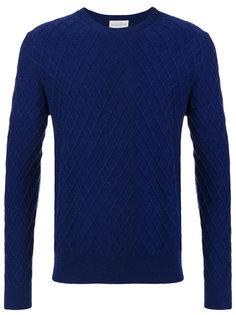 классический трикотажный свитер Ballantyne