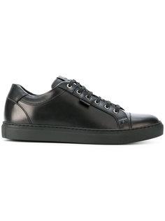 кроссовки на шнуровке Brioni