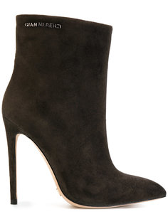 ботинки с заостренным носком Gianni Renzi