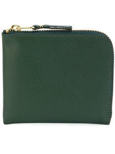 кошелек для мелочи с молнией с двух сторон Comme Des Garçons Wallet
