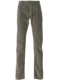 вельветовые брюки стандартной посадки Jacob Cohen