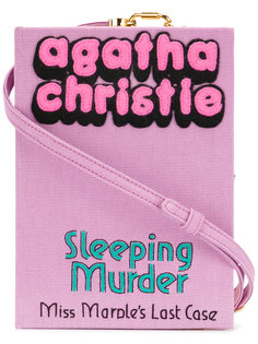 клатч Sleeping Murder Olympia Le-Tan