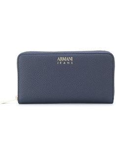 кошелек на молнии Armani Jeans