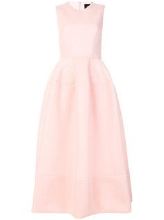 структурированное платье длины миди Simone Rocha