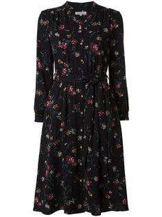 платье с узором в цветок Guild Prime