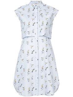 платье-рубашка Hummingbird Carolina Herrera