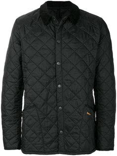стеганая куртка Heritage Liddesdale Barbour