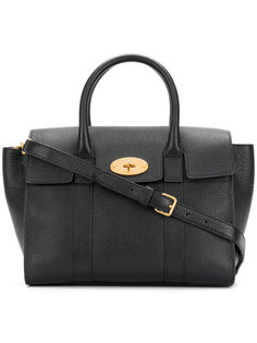 Bayswater small leather tote Mulberry