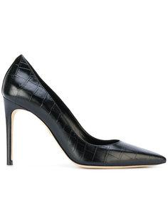 туфли лодочки с эффектом крокодиловой кожи Dsquared2