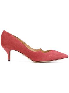 туфли-лодочки с заостренным носком Paul Andrew