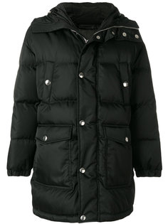 пальто-пуховик Prada
