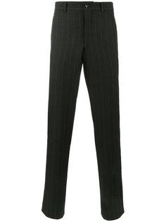 классические брюки в тонкую полоску Comme Des Garçons Homme Plus