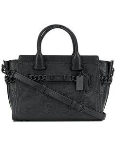сумка-тоут с декором в виде цепочки Coach