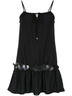 embellished straight dress Amir Slama