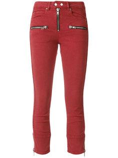 байкерские джинсы-скинни Pelona Isabel Marant Étoile