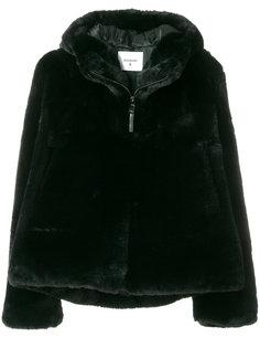 куртка из искусственного меха на молнии Dondup