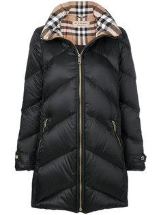 дутое пальто Chevron Burberry