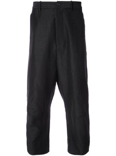 Tailored Baggy trousers Forme Dexpression