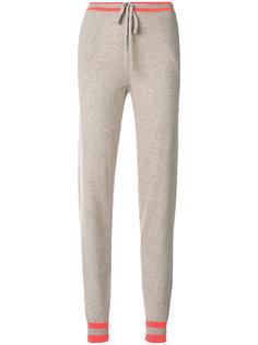 спортивные брюки с полосками  Chinti & Parker