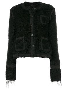 однобортный пиджак  Yang Li