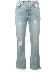 расклешенные джинсы с высокой талией Adaptation