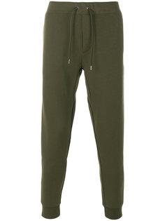 спортивные брюки с вышитым логотипом Polo Ralph Lauren