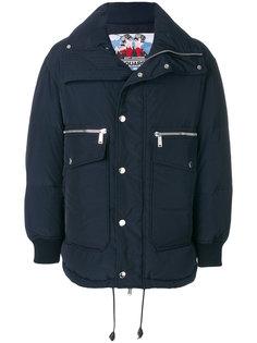 стеганое пальто карго Dsquared2